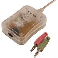 Destop Switch für Headset und Speaker...