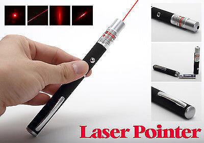 Laserpointer blau  inkl. 2 x Duracell AAA Batterien - Stiftform