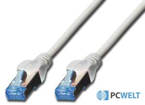 Netzwerkkabel Patchkabel Cat. 5e SF/UTP | 0,5m - 50m | Farbe und Läng