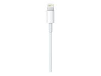 Kabel Apple USB Lade-/Datenkabel lightning (weiss) 1m