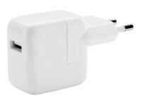 Ladegerät Apple USB Netzteil Power Adapter 12W (weiss)