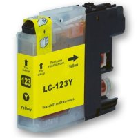 Tinte Brother yellow gelb LC-223XL, LC-223,  LC-225 mit...