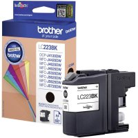 Tinte Brother LC223BK schwarz