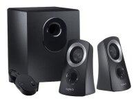 Lautsprecher Logitech Z313 schwarz 2.1