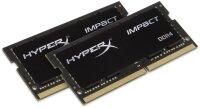 RAM SO-DIMM DDR4 16GB Kingston HyperX  HX424S14IBK2/16