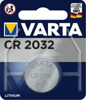 Batterie CR2032 Varta/ Stk.