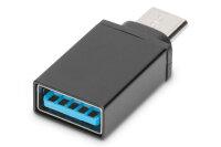 Adapter USB 3.1 Typ C <-> USB 3.0 A