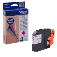 Tinte Brother LC223M gelb
