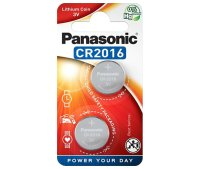 Batterie CR2016 Panasonic 2Stk.