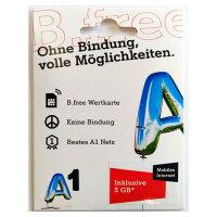 A1 Bfree WelcomePack Breitband TripleSim