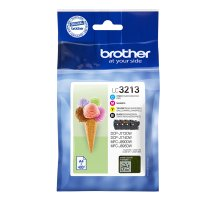 Tinte Brother LC3213CMYBK