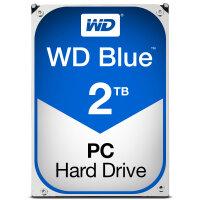 """HDD 3,5"""" SATA 2TB WD Blue WD20EZRZ 5400rpm"""