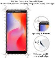 Schutzfolie Panzerglas für Xiaomi Redmi 6/6A...