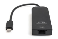Adapter USB-C <-> Netzwerk bis 2,5 Gbps