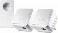 Devolo dLAN 550 WiFi Network Kit, 3er-Bundle
