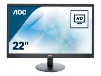 "TFT AOC 21,5""/54,6cm Full-HD, VGA"
