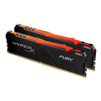 RAM Kingston HyperX DDR4-3200 16GB Kit (2x 8GB) RGB
