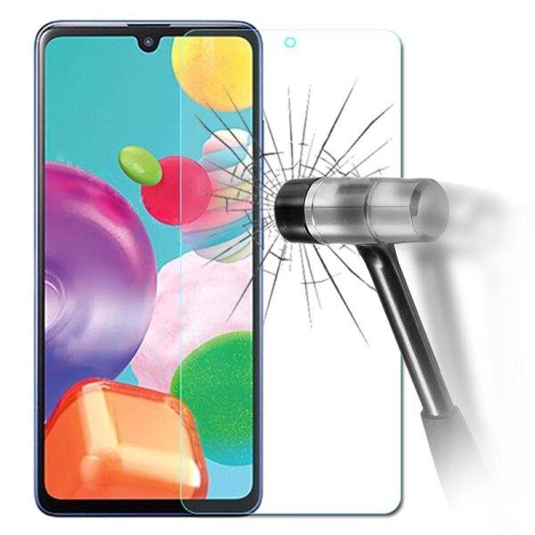 Schutzfolie Panzerglas für Samsung Galaxy A32 5G Full Cover schwarz