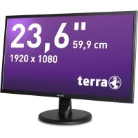 "TFT Terra 23,6""/59,9cm Full-HD, HDMI/DVI,..."