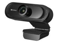 Webcam Sandberg Saver Full-HD USB