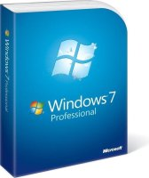 Microsoft Windows 7 Professional Lizenz 64bit