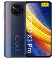 Handy Xiaomi Poco X3 Pro schwarz, 128/6 ohne Branding | fertig eingerichtet