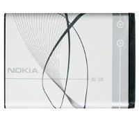 Handyakku BL-5B für Nokia