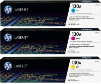 Toner HP 130A Color Pack