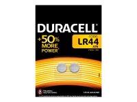 Batterie LR44/LR1154 Duracell 2er-Pack