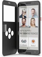 Handy Emporia Smart 5 schwarz, 32/3 ohne Branding | fertig eingerichtet