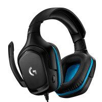 Headset Logitech G432 7.1 Gaming