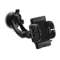 Handyhalterung KFZ Universal 15cm schwarz
