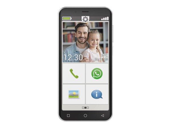Handy Emporia Smart 4 schwarz, 32/3 ohne Branding | fertig eingerichtet
