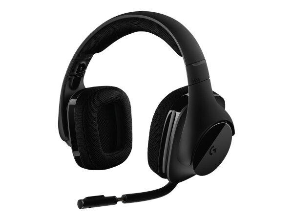 Headset Logitech G533 Wireless Gaming 7.1