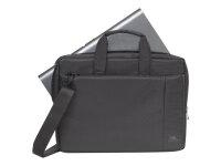 """Notebooktasche 15,6"""" Topload mit Griff, schwarz"""