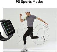 Realme Watch 2 Pro, schwarz
