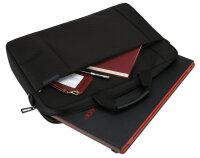"""Notebooktasche 15,6"""" Acer Traveller Case, schwarz"""