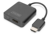 Adapter HDMI <-> HDMI/SPDIF od. 3,5mm Klinke