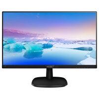 """TFT Philips 23,8""""/60,5cm Full-HD, IPS, VGA, DVI, HDMI"""