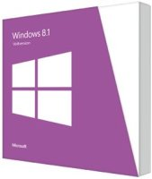 Microsoft Windows 8.1 32/64Bit DVD-Lizenz